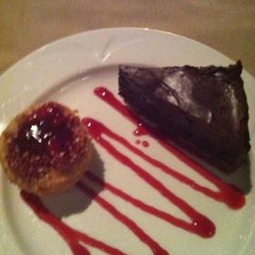 Dessert - Skyline Club, Indianapolis, IN
