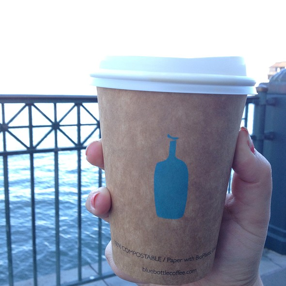 New Orleans Style Iced Coffee @ Blue Bottle Coffee