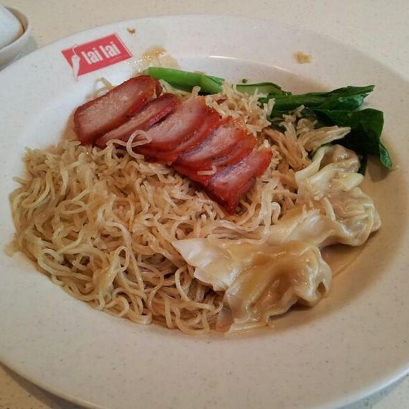 Wanton Noodle @ Lai Lai Kitchen