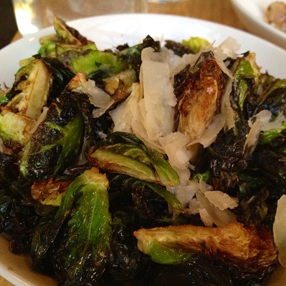 Brussels Sprouts - Corners Tavern, Walnut Creek, CA