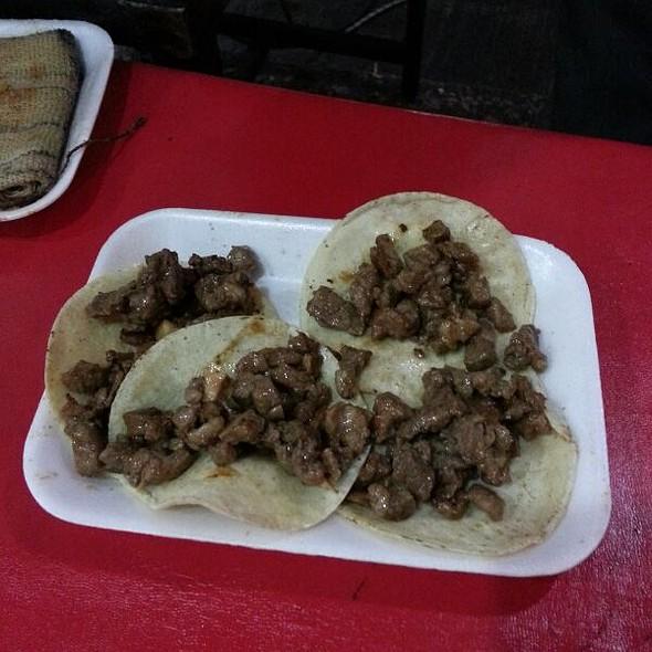 Tacos De Costilla De Res @ Torero