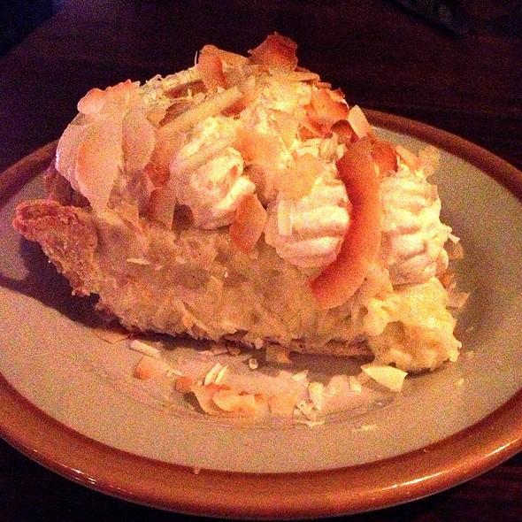 Triple Coconut C @ Serious Pie