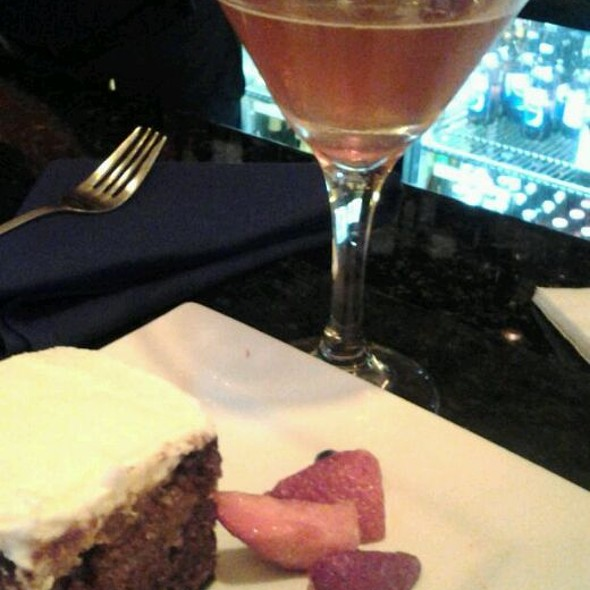 Carrot Cake - The Nest, Indian Wells, CA