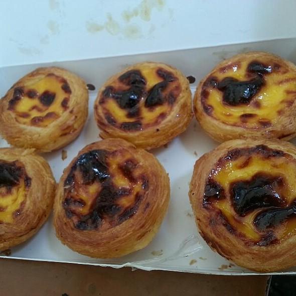 Portuguese Egg Tart @ Margaret's Cafe e Nata