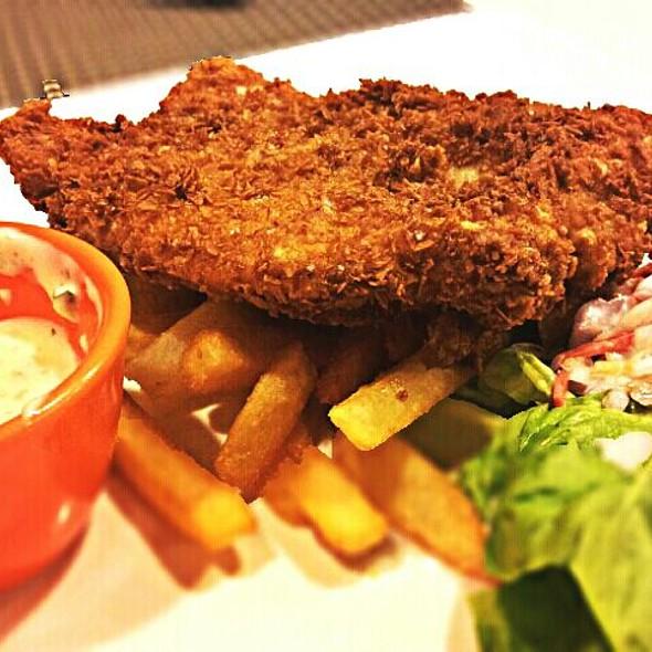 Nestum Crispy Fish @ 3G food gallery