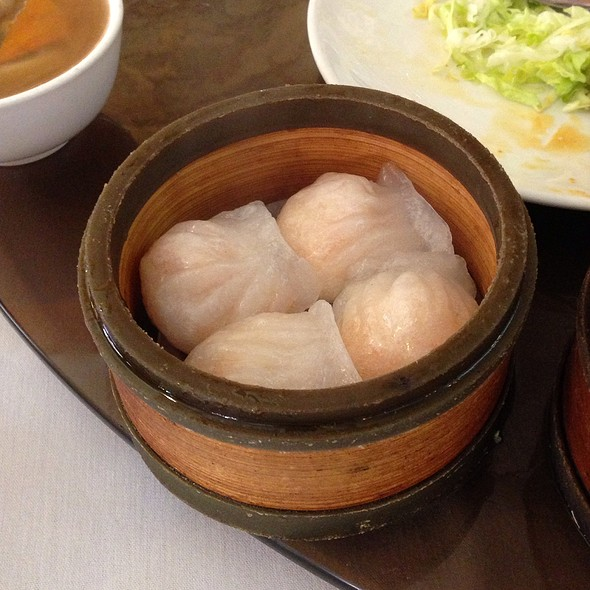 Shrimp Dumplings @ Four Seas Restaurant