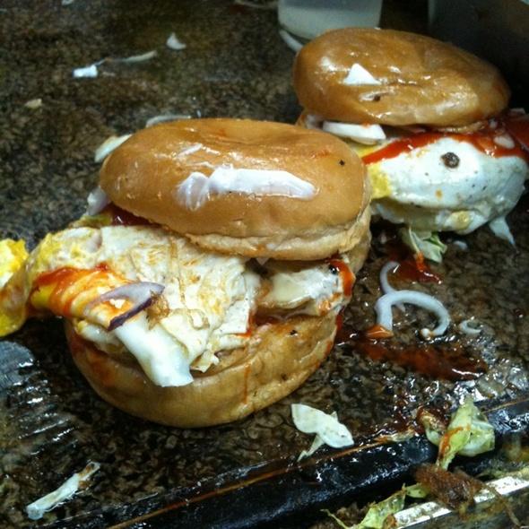 Ramly Burger @ Burger Om