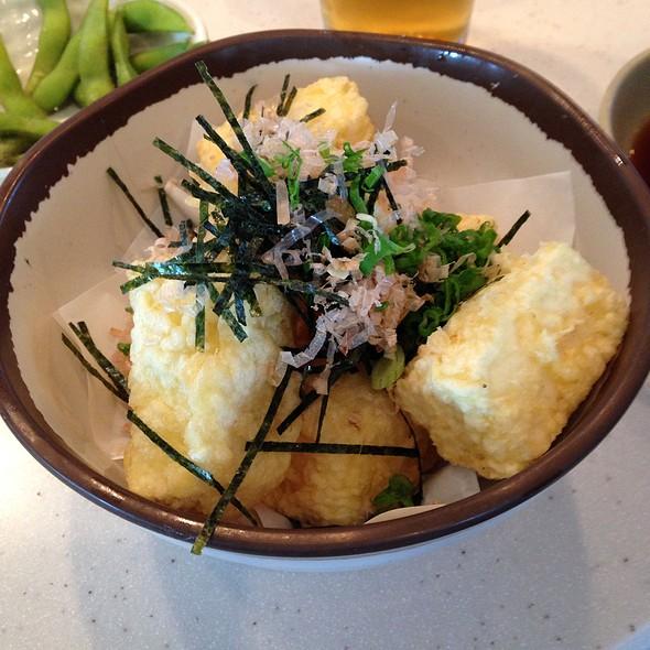 Agedashi Tofu @ Sushi House