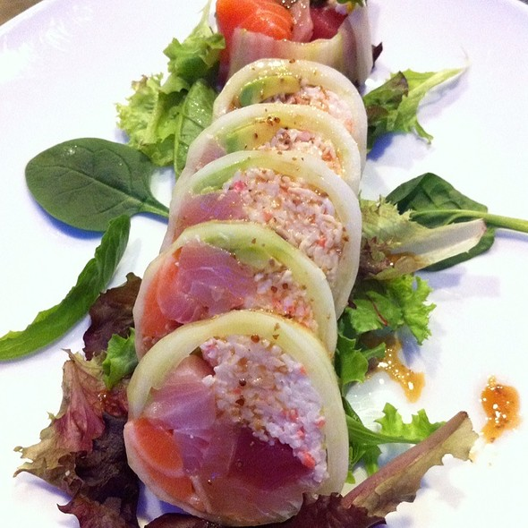 To Heaven Roll @ Old-Town Sushi Bar by Wasabi