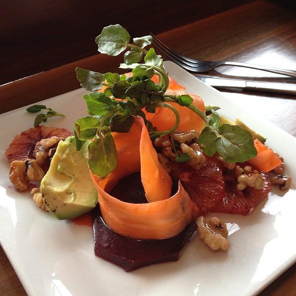 Blood Orange Beet Salad @ Feast