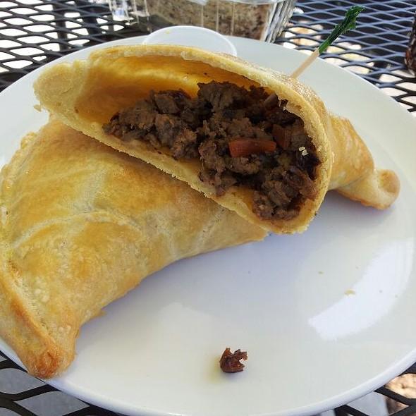 Beef Empanada @ Tres Leches Desserts