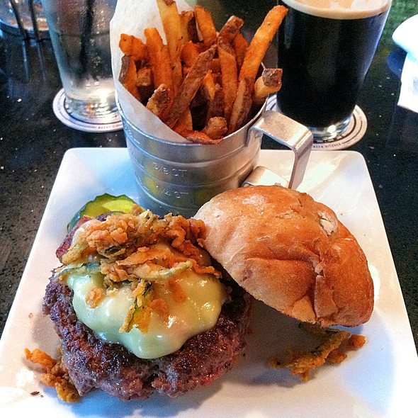 Smokestack Burger