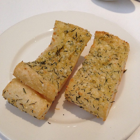 Garlic Bread @ Commander's Palace Restaurant