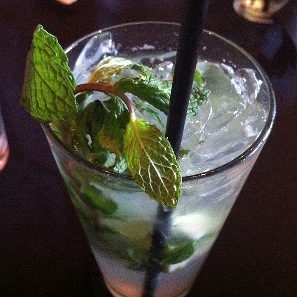 Fresh Mint Lime-Ade
