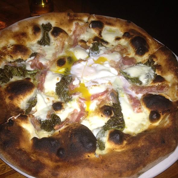 Pizza @ Pizzeria Marzano