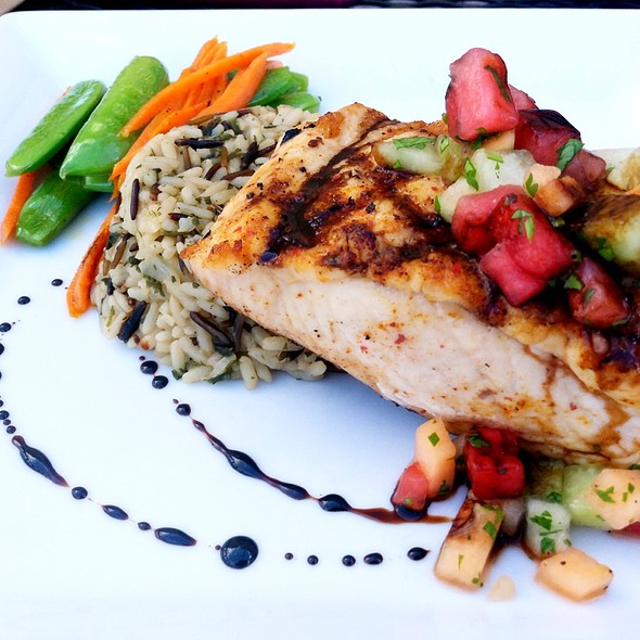 Grilled Pacific Opa @ Signature Grill at the JW Marriott Starr Pass Resort & Spa