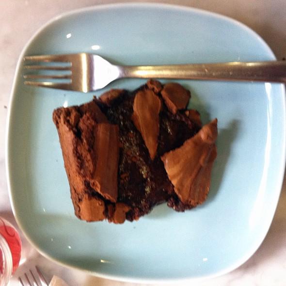 Brownie @ Bo Pastisseria