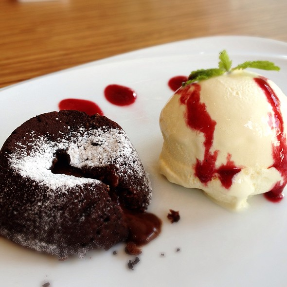 Chocolate Lava