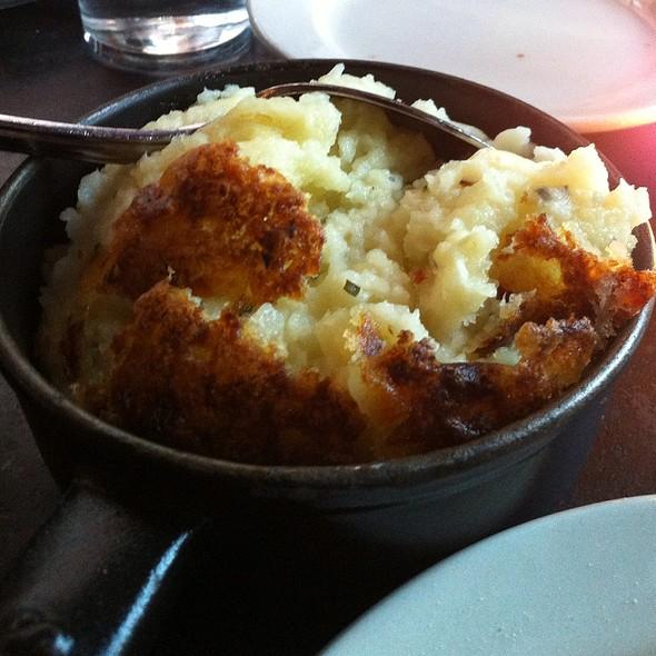 Garlic Mashed Maine Potato - Fore Street, Portland, ME