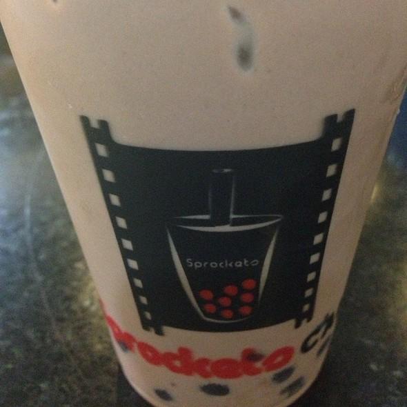 Frosty S Cafe Bubble Tea Menu