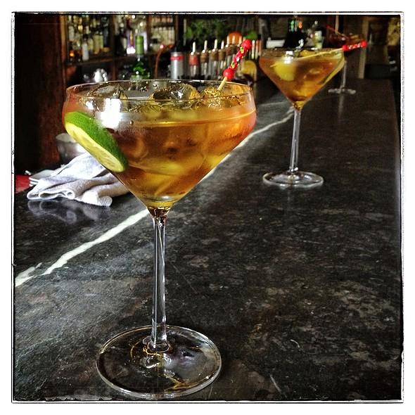 Cocktail De Vermouth