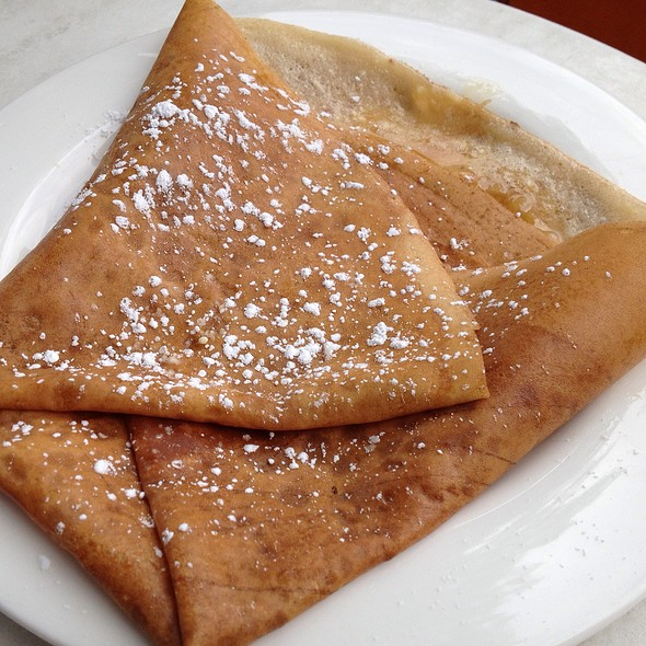 Beurre Caramel Crepe @ Breizoz French Creperie
