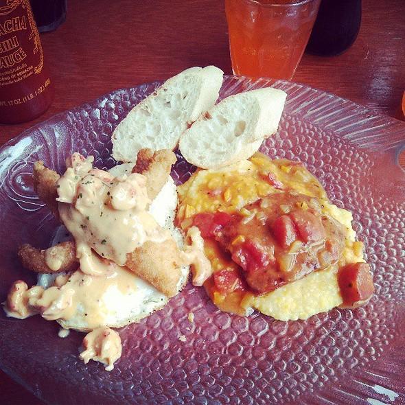 Bayou Breakfast. @ Black Sheep