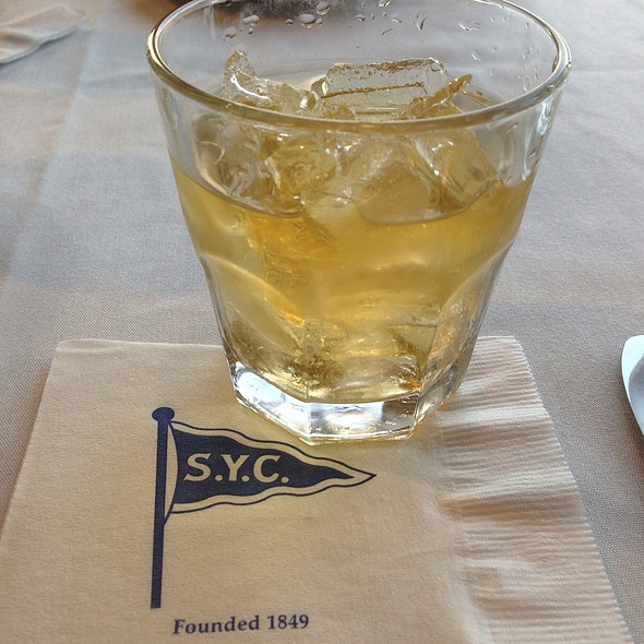 Dewar's On The Rocks @ Southern Yacht Club
