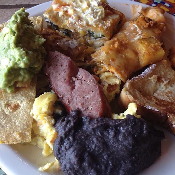 Easter Brunch - Olé, Cambridge, MA