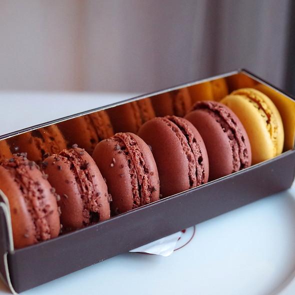 Macaron @ La Maison du Chocolat
