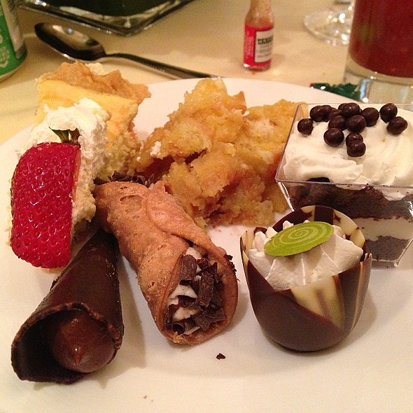 Amazing Easter Dessert Buffet. Happy Easter Everyone! @ Westchester Country Club
