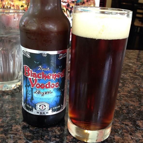 Dixie Blackened Voodoo @ Oak Alley Plantation, Restaurant & Inn