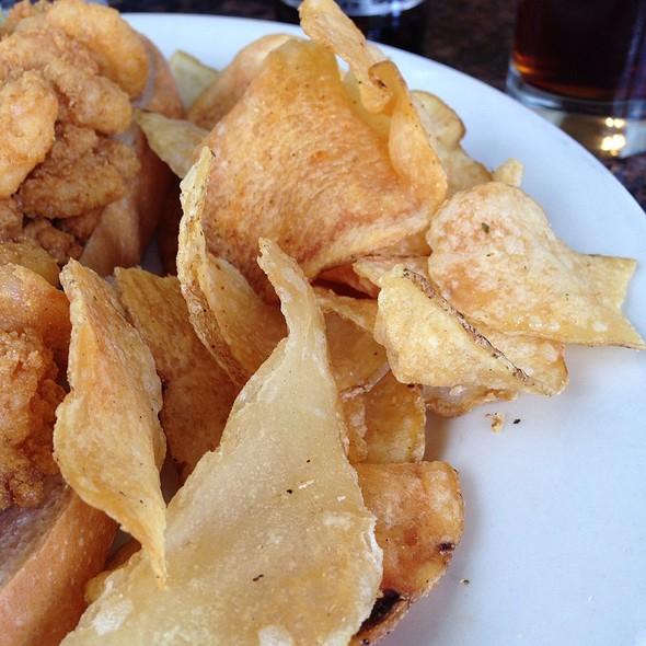 Kettle Chips @ Oak Alley Plantation, Restaurant & Inn