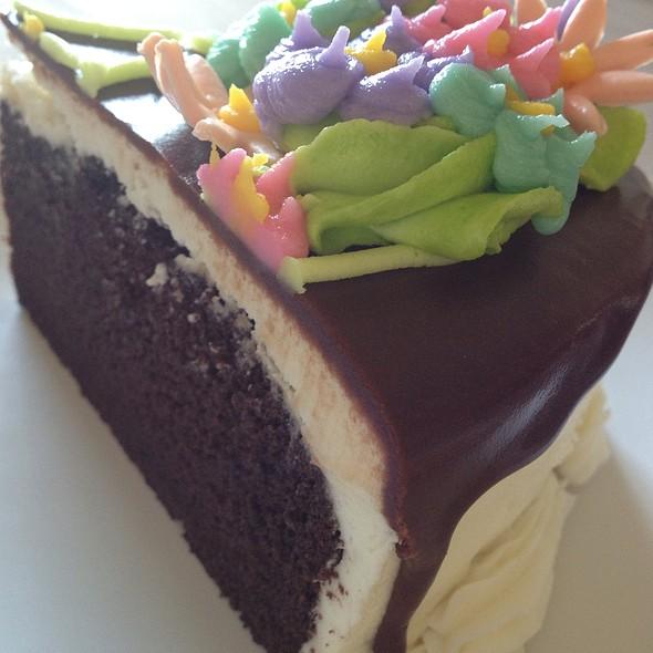 Chocolate Cake @ Betty Cakes Cafe