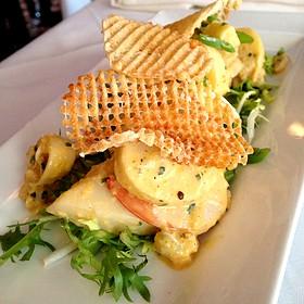 Seafood Salad - Joseph Decuis, Roanoke, IN