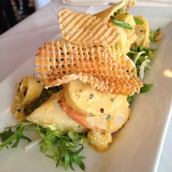 Seafood Salad @ Joseph Decuis