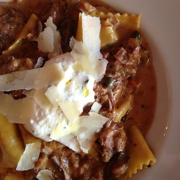 Roast Lamb Ragu - Joseph Decuis, Roanoke, IN