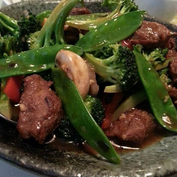 Fried Veggie Lamb @ Shangri La Vegetarian Restaurant