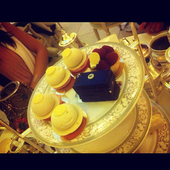 Traditional Afternoon Tea @ The Ritz London - Afternoon Tea