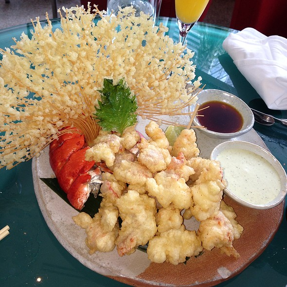 Lobster Tempura - Zuma Japanese Restaurant - Miami, Miami, FL