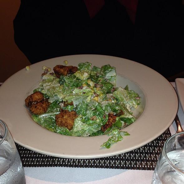 Fried Chicken Salad - Chez Melange, Redondo Beach, CA