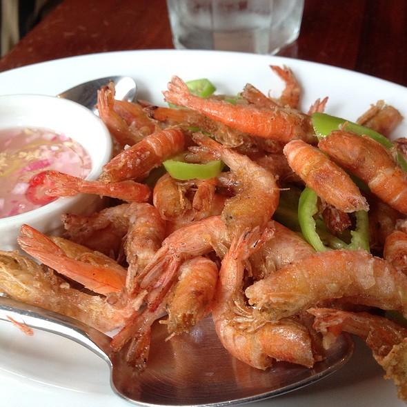 Crispy Shrimp Binondo
