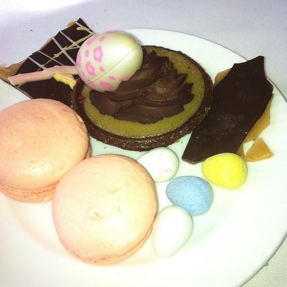 Easter Desserts - The Ritz-Carlton Grill, Clayton, MO