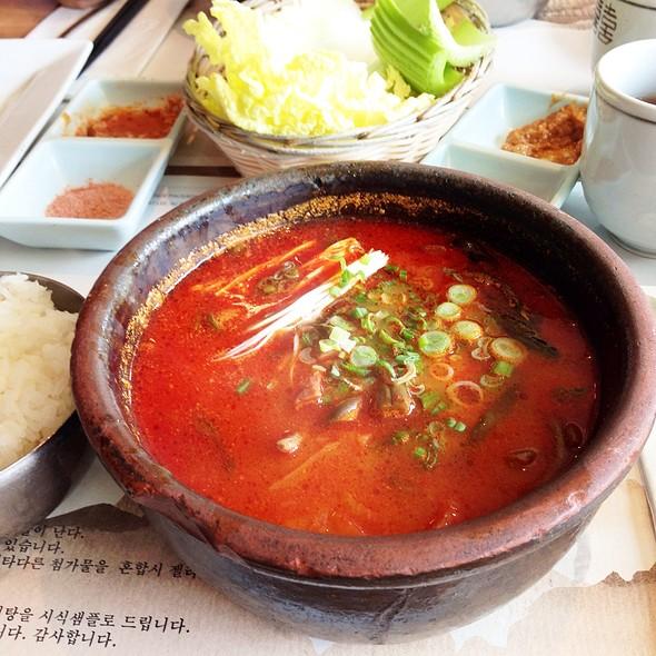 Yukgaejang @ Gam Mee Ok Restaurant