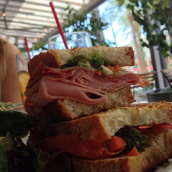 Italian Sandwich @ Bar North