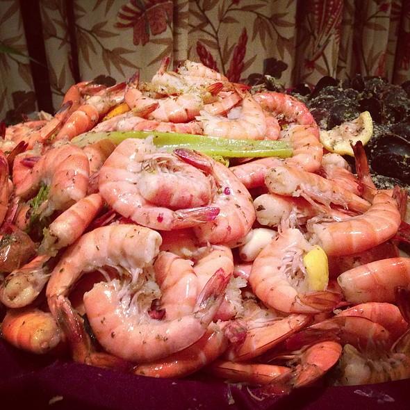 Peel and Eat Shrimp - Lakeside Bar + Grill, Celebration, FL