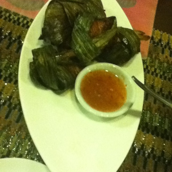 Pandan Chicken @ Thai Me Up