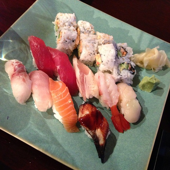 Sushi Dinner @ Murasaki Sushi