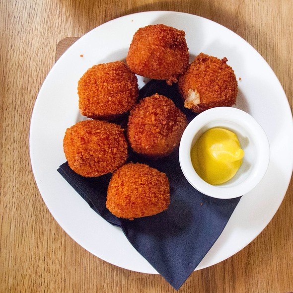 Bitterballen @ Nieuw Rotterdams Café