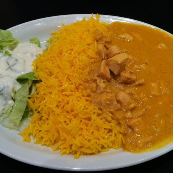 Chicken Curry (madras) @ Manju